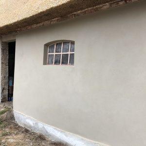 Renovering af facaden på bevaringsværdig bygning